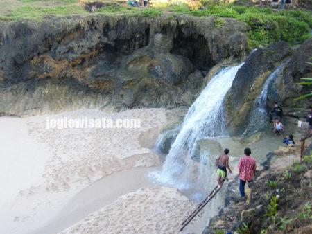 Pantai Banyu Tibo Pacitan 2