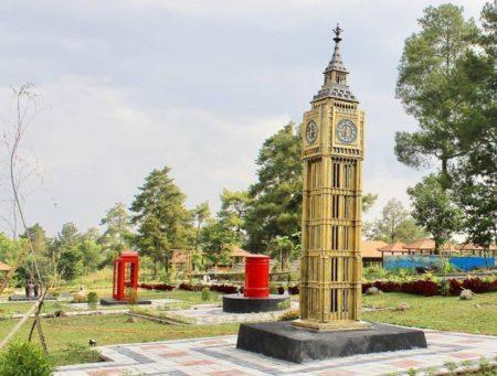 The World Landmarks Merapi Park